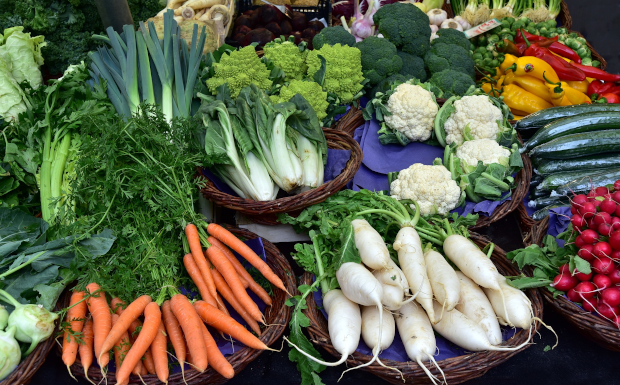 Saisonkalender Gemüse & Obst!