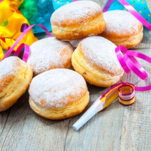 Die TOP 10 der Bäckereien mit den besten Krapfen in Vorarlberg!