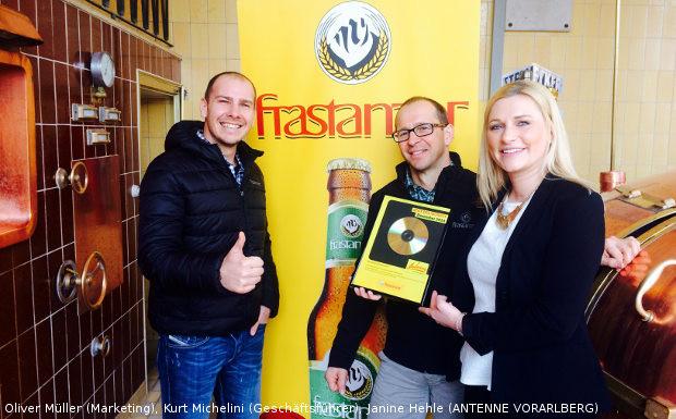 Brauerei Frastanz – Spot des Monats Dezember 2014!