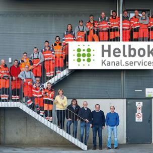Helbok GmbH sucht eine/n LKW-Fahrer/in (m/w)