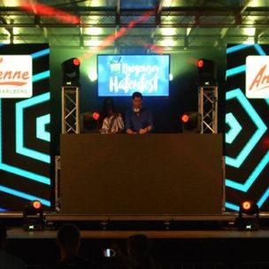 ANTENNE VORARLBERG Partymix LIVE mit DJ Enrico Ostendorf am Freitag, 24. August 2018 beim Bregenzer Hafenfest!