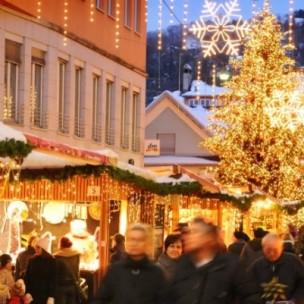 Weihnachtsmärkte Bezirk Bregenz