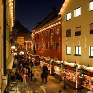 Weihnachtsmärkte Bezirk Bludenz