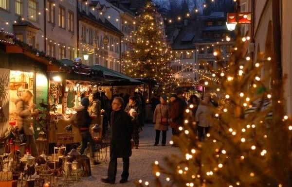 Weihnachtsmärkte Bezirk Feldkirch