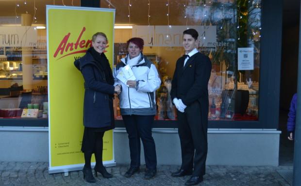 Daniela Herbst aus Götzis gewinnt 1.000 Euro für den Bregenzerwald!