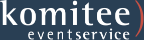 Logo komitee eventservice