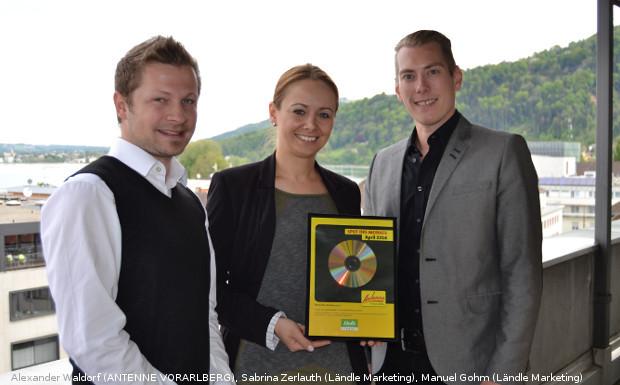 Ländle Marketing – Spot des Monats April 2014!