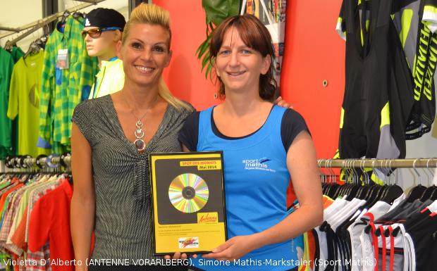 Sport Mathis – Spot des Monats Mai 2014!