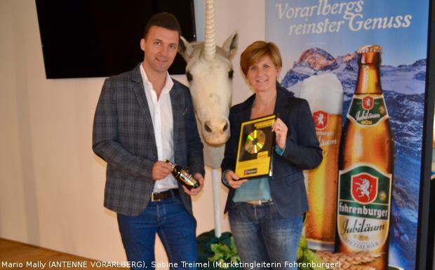 Fohrenburger – Spot des Monats September 2014!