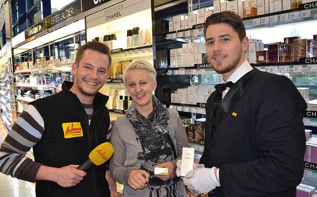 Bettina Nigg aus Schnifis shoppt für 1.000 Euro!