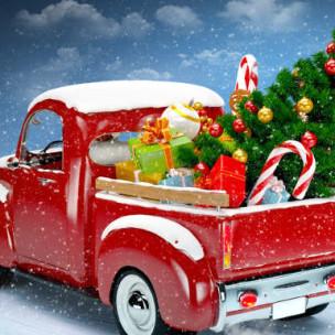 Der ANTENNE VORARLBERG – Christbaum-Express! Wir bringen Christbäume ins ganze Ländle! Jetzt hier anmelden und einschalten: Jeden Morgen um 6 Uhr!