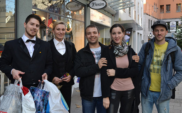 Michael Wirth aus Mäder shoppt für 1.000 Euro!