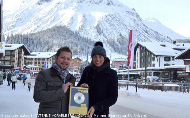 Ski Arlberg – Spot des Monats Jänner 2015!