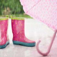 10 Dinge, die auch bei Regen Spaß machen! So fällt Ihr Tag garantiert nicht ins Wasser!