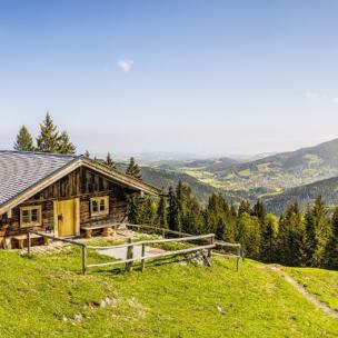Die TOP 10 der Berghütten in Vorarlberg!
