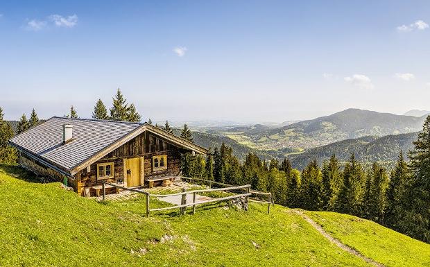 Die TOP 10 der schönsten Berghütten im Sommer in Vorarlberg!