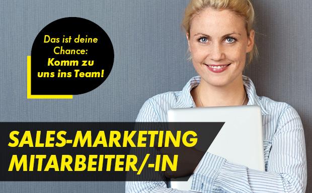 ANTENNE VORARLBERG sucht eine/n Sales-Marketing Mitarbeiter/in