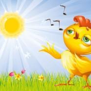 Der ANTENNE VORARLBERG – Hühnerchor! Achten Sie auf den Hühnerchor und wir schenken Ihnen ein goldenes Osterei im Wert von 300 Euro!