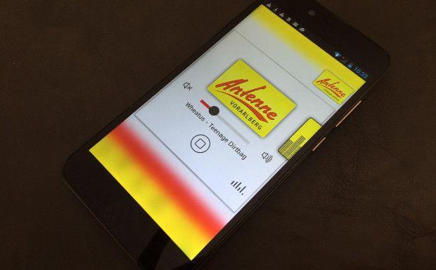 Kostenlose ANTENNE VORARLBERG App!