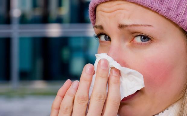 Grippe im Anmarsch?