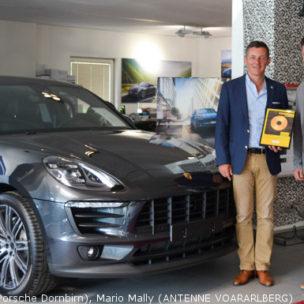Porsche Dornbirn – Spot des Monats Oktober 2016