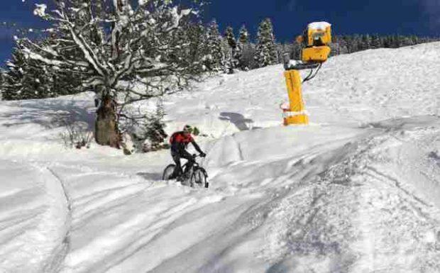 Radfahren im Winter – die besten Tipps!