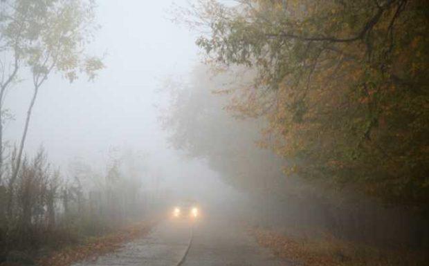 Fahrtipps bei Glatteis und Nebel!