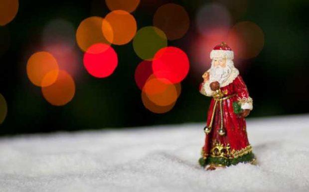 Wenn der Nikolaus nach Hause kommt…