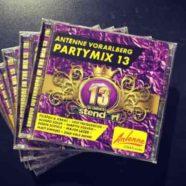 Jetzt bestellen: Die Partymix CD Vol. 13! Die neuste Doppel-CD von DJ Enrico Ostendorf!