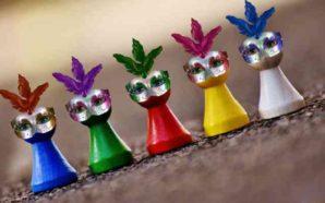 Lustige Faschingsspiele für Kinder! Spiel und Spaß für die ganze Familie!