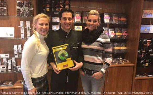 Fenkart Schokoladenmanufaktur – Spot des Monats Dezember 2016