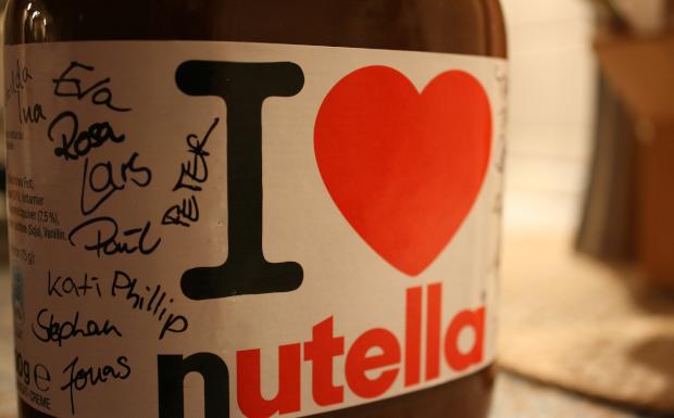 Die Nutella!