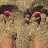 10 Tipps für schöne Sommerfüße! So pflegen Sie Ihre Füße richtig!