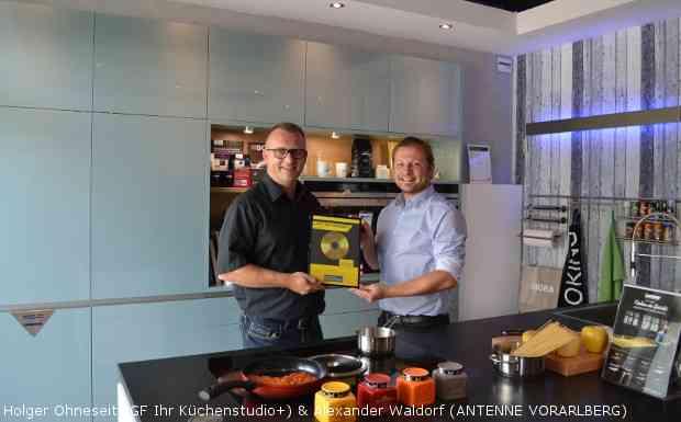 Holger Ohneseit Küchenstudio+ – Spot des Monats Juni 2017!