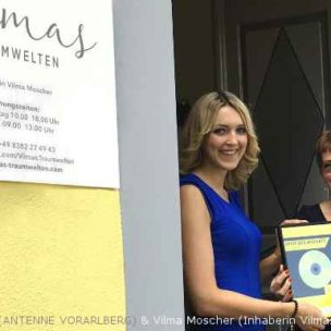 Vilmas Traumwelten – Spot des Monats Mai 2017!