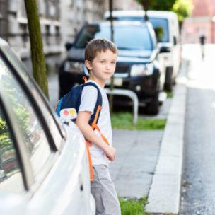 Wie kommt mein Kind sicher zur Schule? 10 Fragen & 10 Antworten!