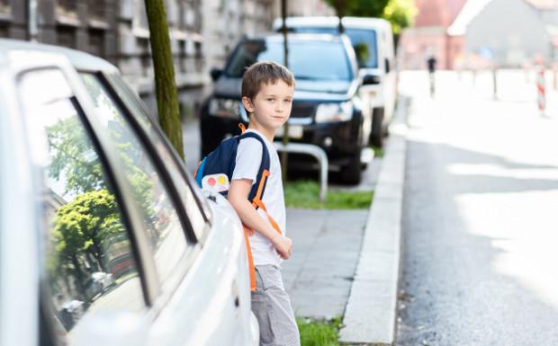 Wie kommt mein Kind sicher zur Schule?