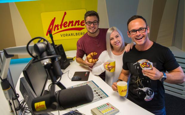 Die Sendungen auf ANTENNE VORARLBERG! app