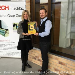 Zech Fenster – Spot des Monats November 2017!