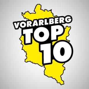 Die Vorarlberg TOP 10! Hier abstimmen: ANTENNE VORARLBERG sucht!
