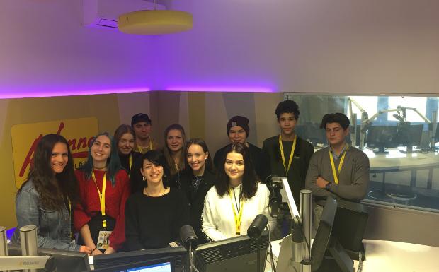 BORG Schoren, WPG Medien & Journalismus (Schuljahr 2017/2018)