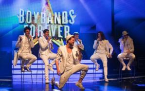 Boybands Forever am Donnerstag, 01. November 2018 im Festspielhaus in Bregenz!