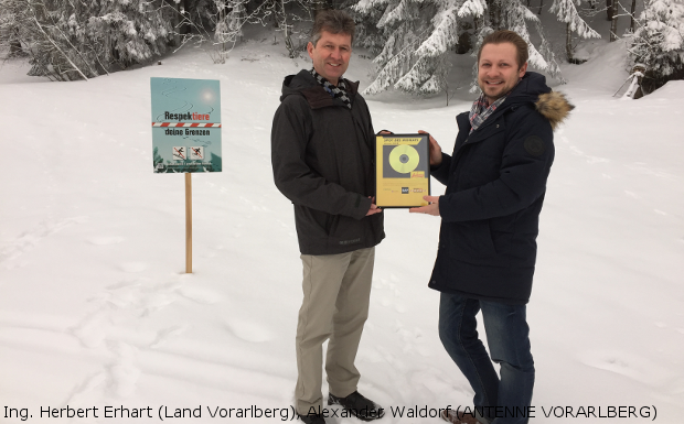 Amt der Vorarlberger Landesregierung – Spot des Monats Jänner 2018!