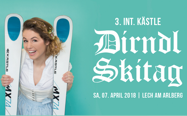Der 3. Internationale KÄSTLE Dirndl Skitag
