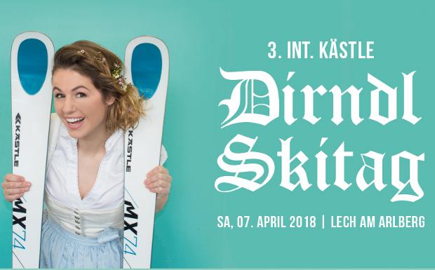 Der 3. Internationale KÄSTLE Dirndl Skitag