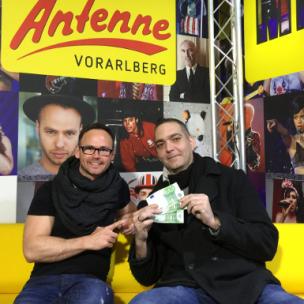 Jürgen Schelling aus Koblach gewinnt 300 Euro in BAR!