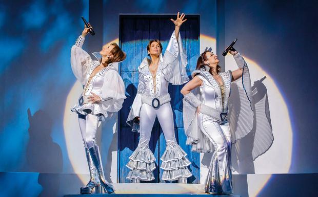 """Das Musical """"Mamma Mia"""""""