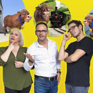 Wo ist Resi? Finde die Kuh und der Gewinner bist du! Wir schenken Euch Vorarlberg Milch-Produkte - und das für ein ganzes Jahr!