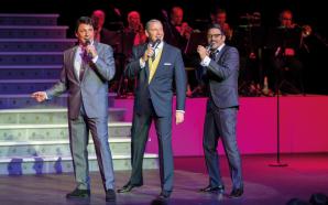 A Tribute To Sinatra & Friends am Sonntag, 20. Jänner 2019 in der bigBOX ALLGÄU in Kempten!