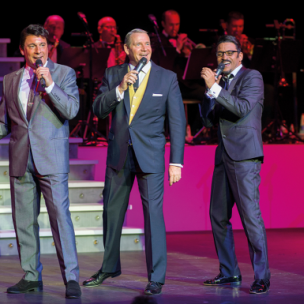 A Tribute To Sinatra & Friends am Sonntag, 20. Jänner 2019 in der bigBOX ALLGÄU in Kempten!